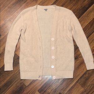 Women's Charlotte Russe Pink Cardigan